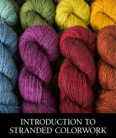 Introduction to Stranded Colorwork