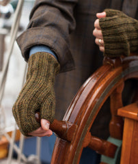 Ferryboat Mitts Pattern