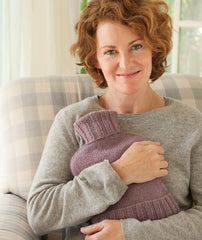 Hot Water Bottle Cozy Pattern
