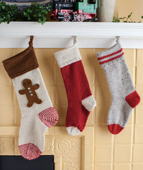 Basic Christmas Stockings Pattern
