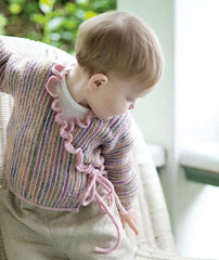 Baby Wrap Sweater Pattern