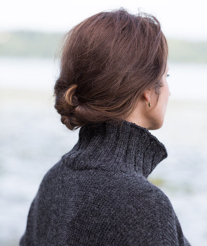 Better-Than-Basic Pullover Using Berroco Ultra Alpaca