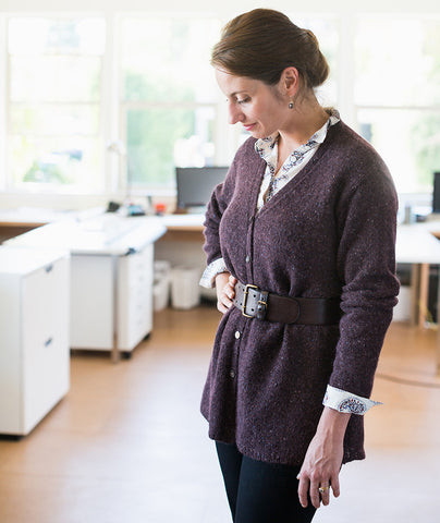 Go-To Cardigan Pattern