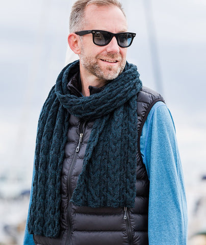 Fair Winds Beanie & Scarf Pattern