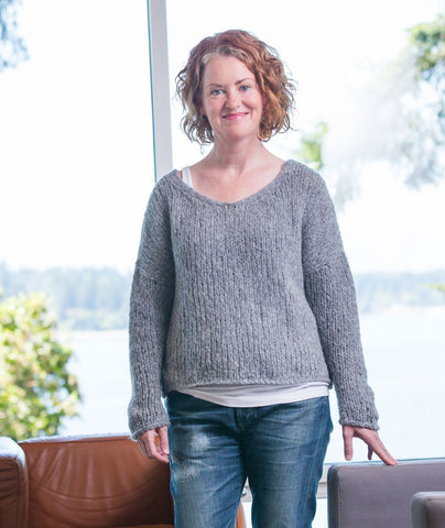 d3297be7a ... Slouchy Pullover Pattern  Slouchy Pullover Pattern