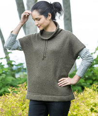 Funnel Neck Pullover Pattern