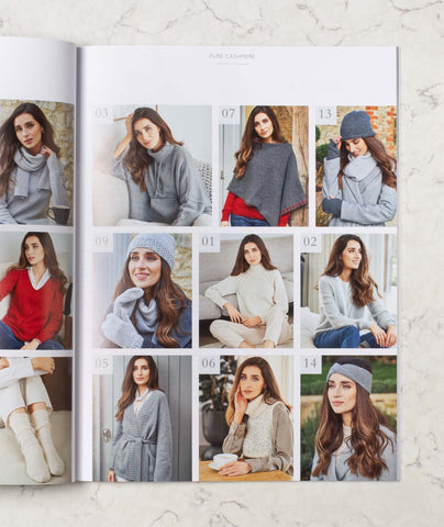 Pure Cashmere by Lisa Richardson