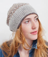 Seasons Hat Pattern