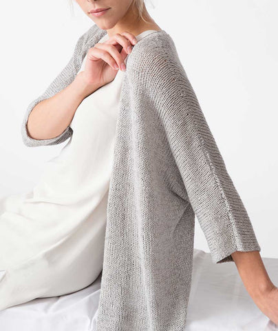 Siena Cardigan - Shibui Reed & Lunar Version