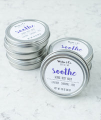 Woolin & Co Soothe Herbal Body Balm