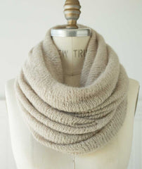 Alexandra's Airplane Scarf Using Berroco Andean Mist
