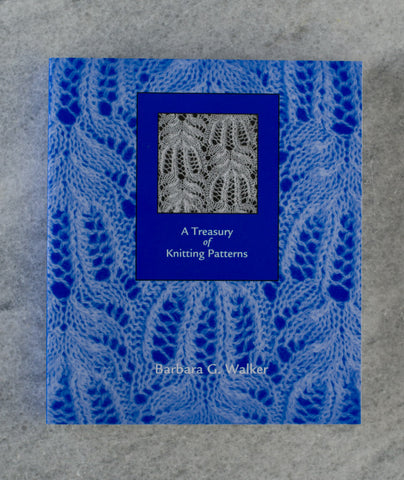 A Treasury of Knitting Patterns Series