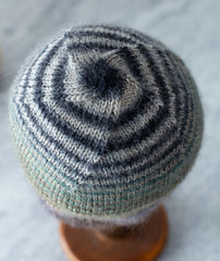 Basic Beanie Child Version Using Lang Mille Colori Baby