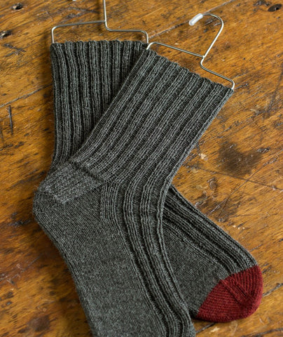 Basic Socks Project - Ultra Alpaca Fine Version