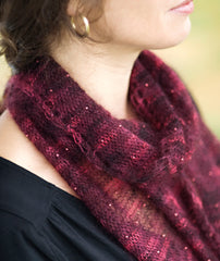 Beaded Mohair Scarf Pattern