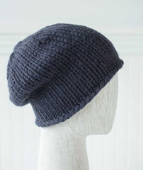 Basic Beanie Using Rowan Big Wool