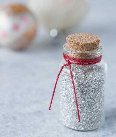 Bottled German Glass Glitter