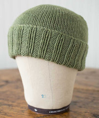 Boyfriend Watch Cap - Local Color Cascara Merino Version