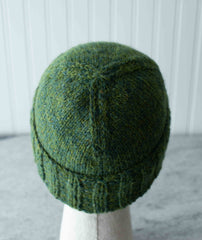 Boyfriend Watch Cap Using Rowan Felted Tweed