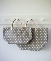 65 South Linen Project Bags