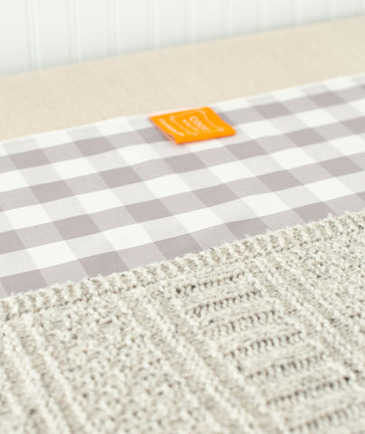 "Cocoknits ""Check Your Gauge"" Cloth"
