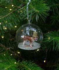 Cody Foster Holiday Ornaments