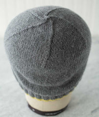 Color-Tipped Blossom Beanie