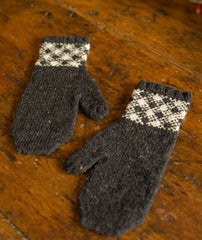 Colorwork Mittens Project - Loft Version