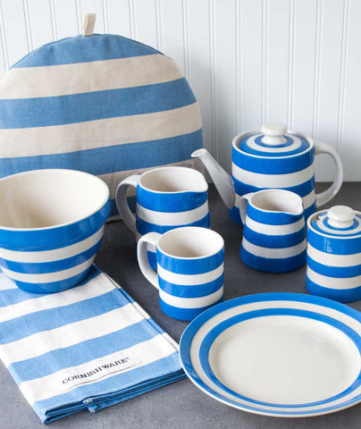 Cornish Blue Cornishware