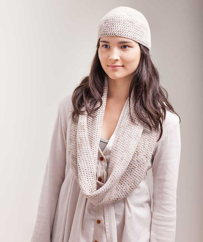 Classroom: Crocheted Beanie & Cowl Pattern