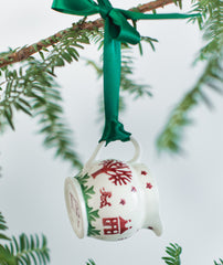 Emma Bridgewater Joy Noel Ornaments