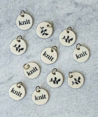 Enameled Tags