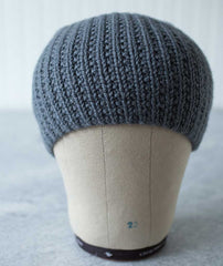 Extra Slouch Hat Using Blue Sky Fibers Extra
