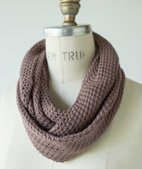 Crocheted Cowl - Summerlite DK Version