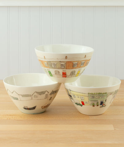 Helen Beard Illustrated Ceramic Bowls