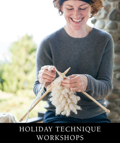 Holiday Technique Workshops