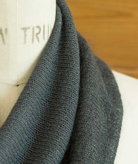 Inside-Outside Cowl Project - Shibui Version