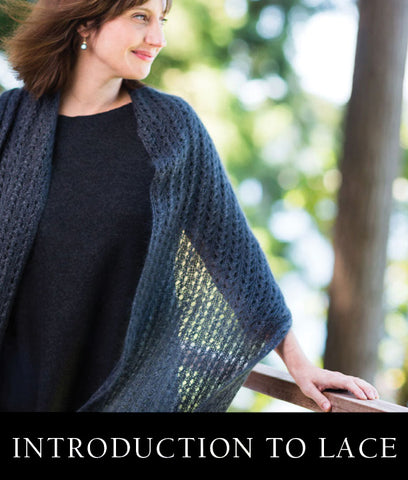 Class: Intro to Lace