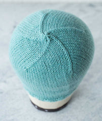 Color-Tipped Italian Cashmere Beanie