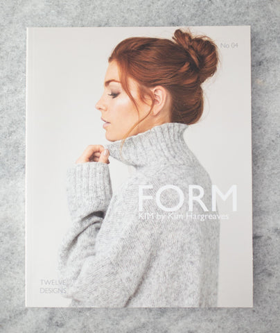 Kim Hargreaves: Form