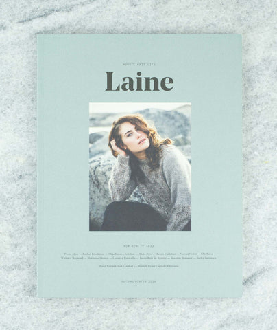 Laine: Nordic Knit Life - Issue Nine