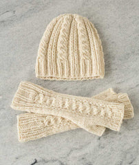 Landslide Hat & Mitts Project