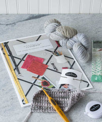 Learn-To-Crochet Kit
