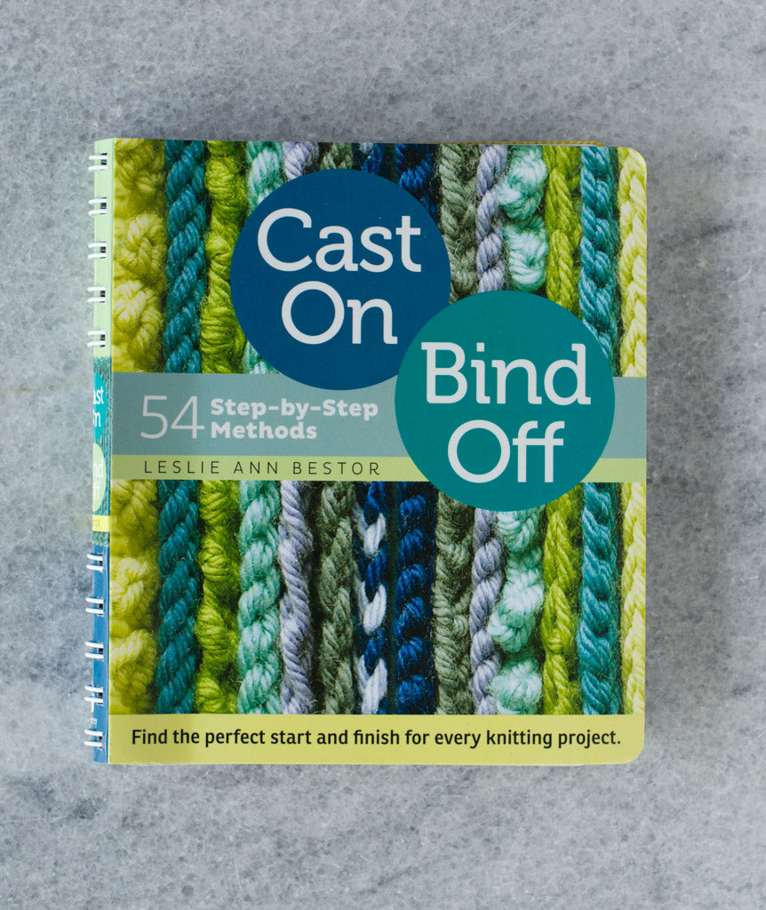 different ways to bind off knitting