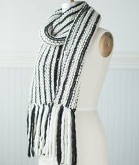 Magic Three-Yarn Scarf - Holiday 2017 Version