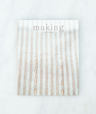 Making No. 9: Simple