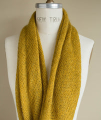 Mohair Bias Loop - Shibui Silk Cloud & Cima Version