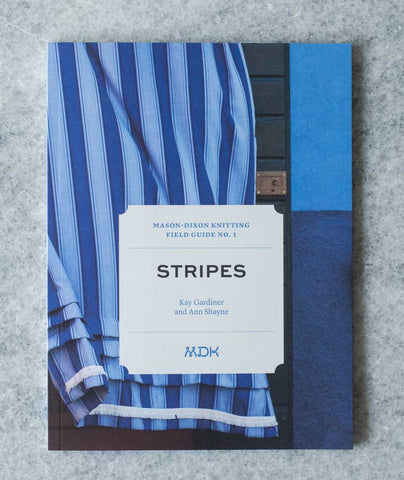 Field Guide No. 1: Stripes