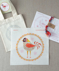 Nancy Nicholson Embroidery Kits