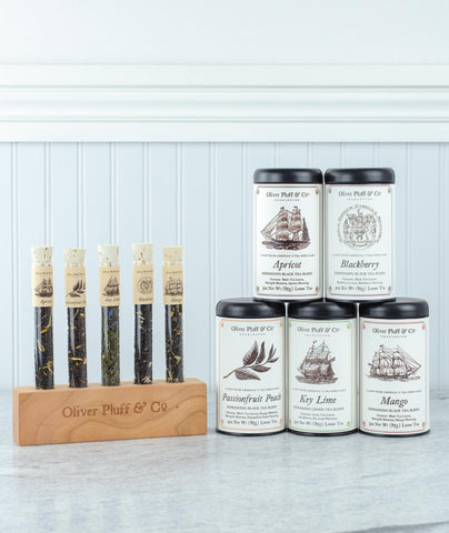 Oliver Pluff Fruit Tea Collection